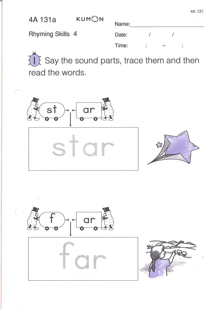 Kumon Sample Worksheets and Kumon Worksheets Wallpapercraft