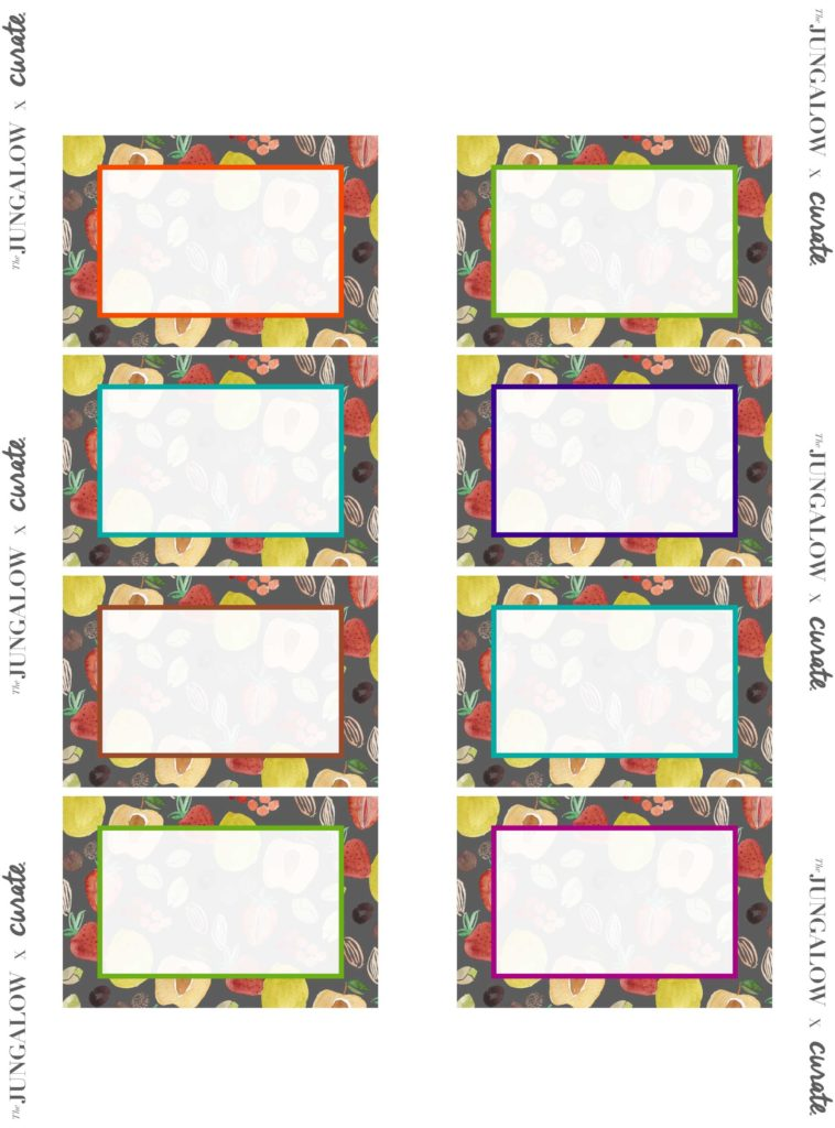 Labels by the Sheet Templates and 100 Labels Template Apple Leaves Template Free