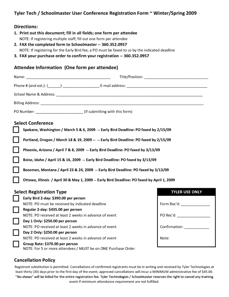 Medical Billing forms Templates and event Registration form Template Word Travel Coordinator Jobs