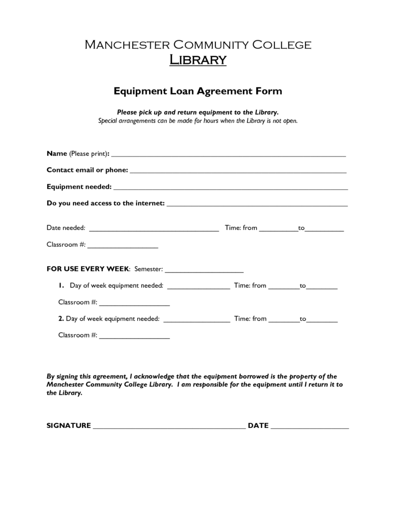 Personal Loan Statement Template and Printable Sample Loan Agreement form form Laywers Template forms