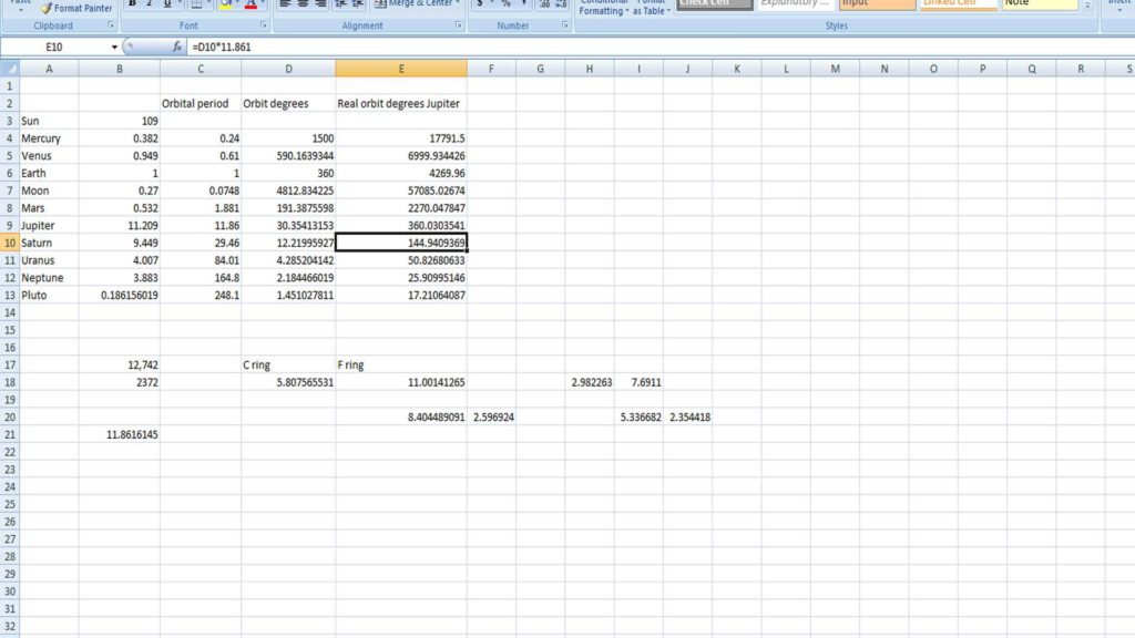 Piping Takeoff Spreadsheet and Callum S Projects