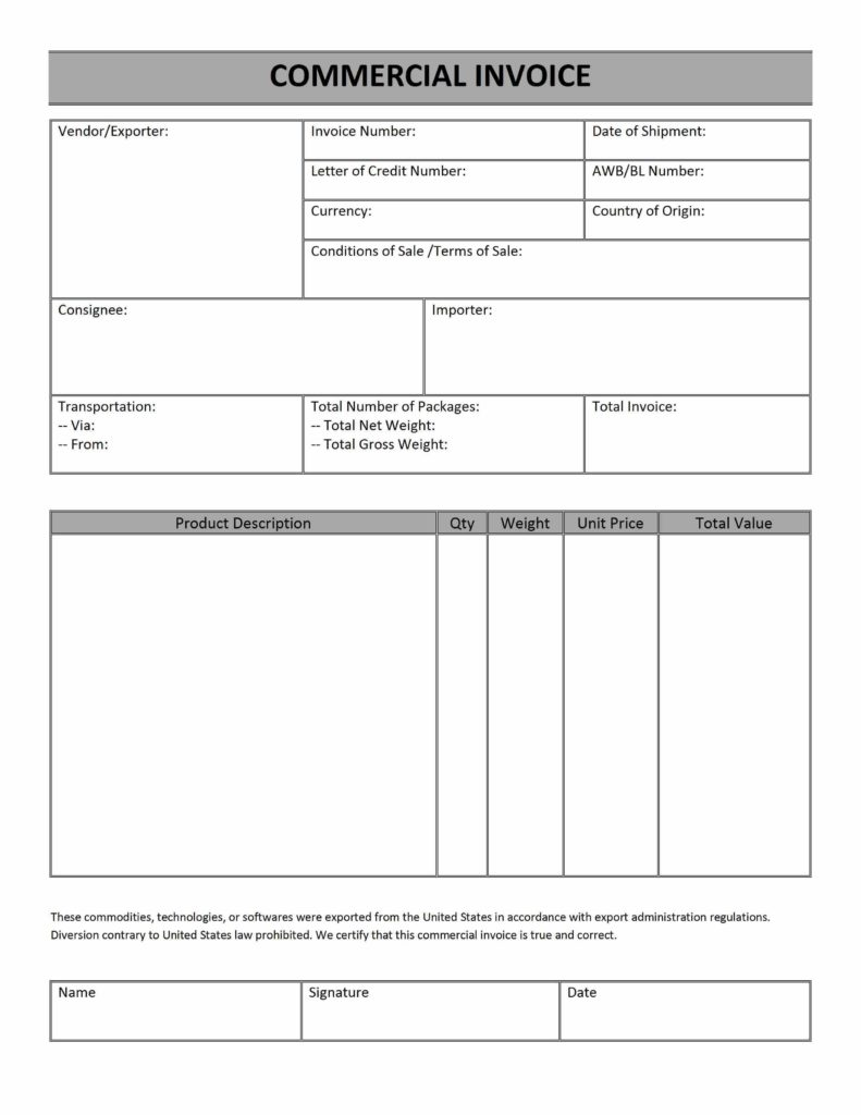 Plain Invoice Template and 15 New Invoice Templates Printable Paper Invoices