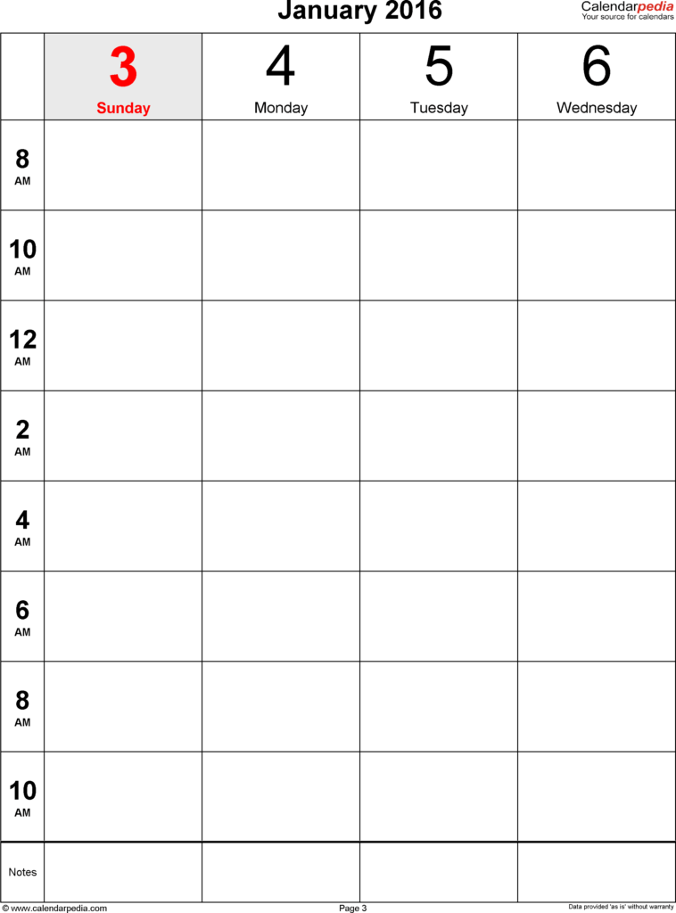 Project Planning Excel Template Free Download and Weekly Calendar 2016 for Excel 12 Free Printable Templates