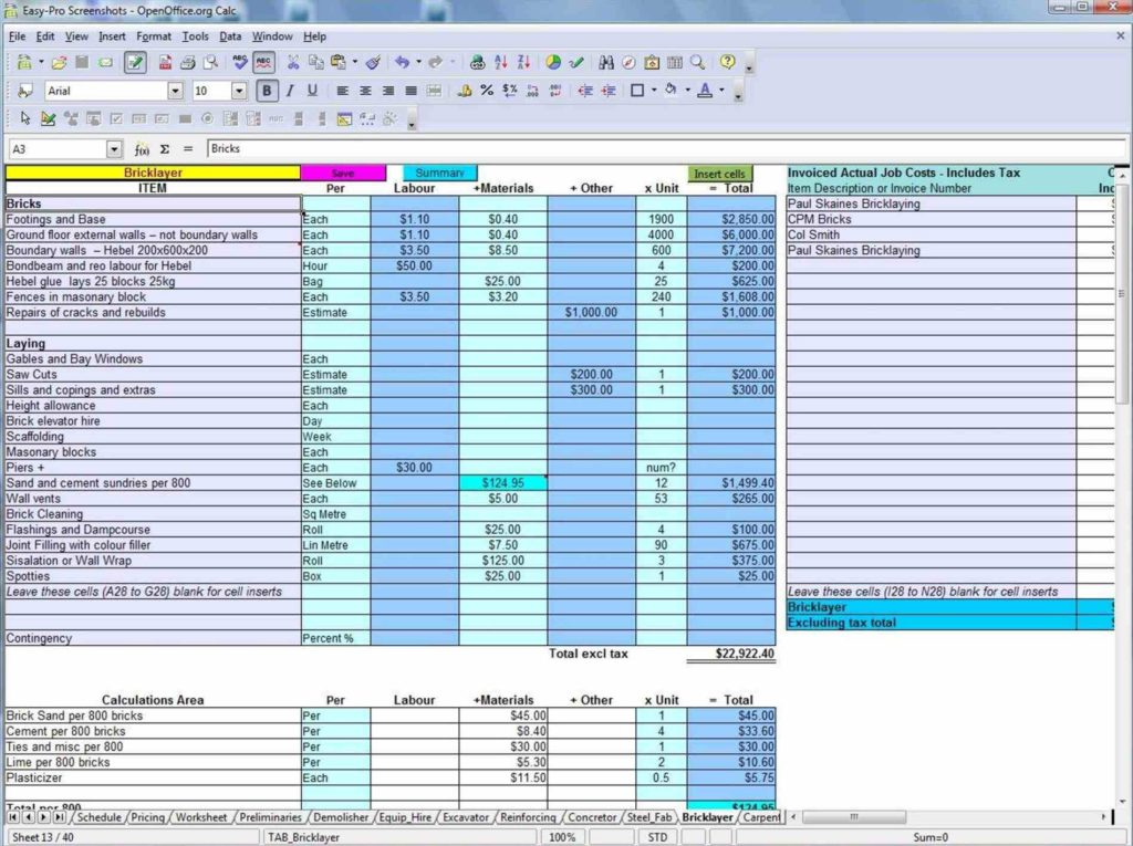Real Estate Spreadsheet Analysis and 100 Analysis Spreadsheet 10 Free Real Estate Spreadsheets