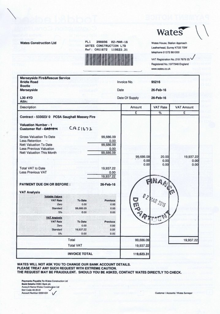 Roofing Invoice Template and Invoice for Construction Work Rabitah