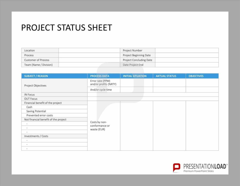 Safety Tracking Spreadsheet and Project Project Sheet Template Indicator Reference Sheet Starter U