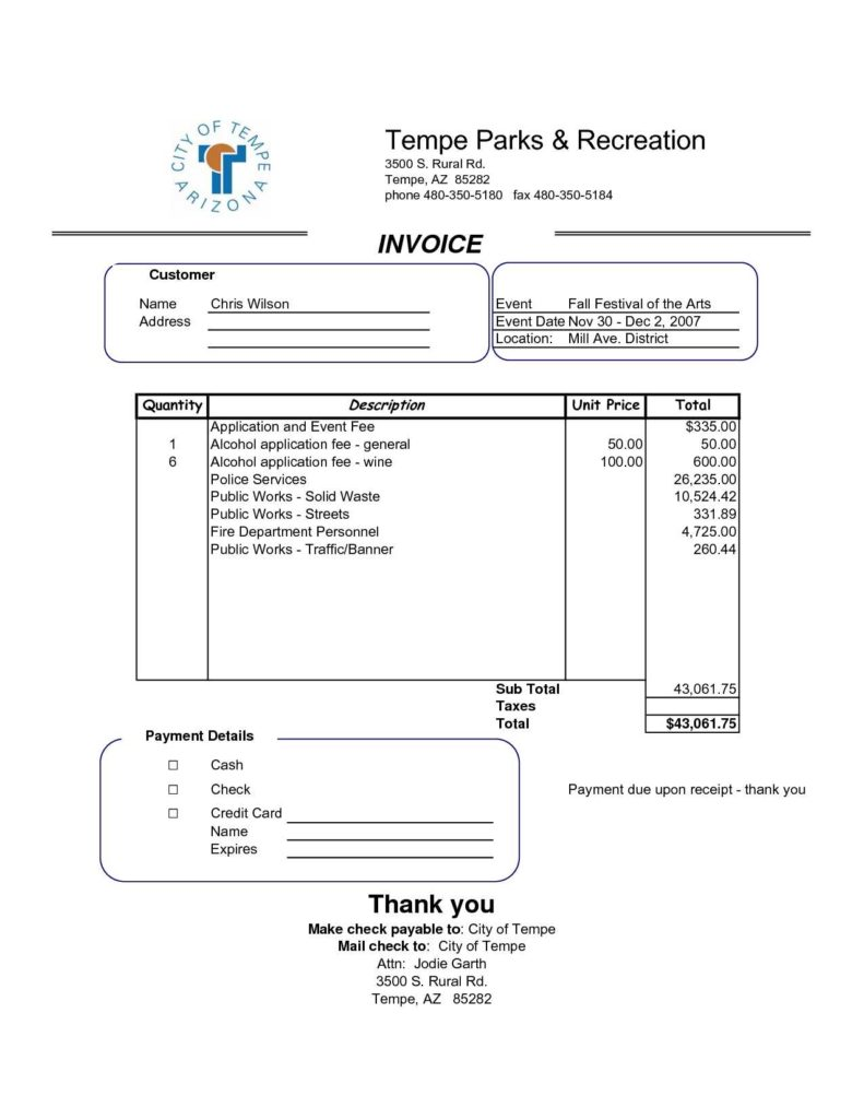 Templates Invoices Free Excel and Free Excel Invoice Template Invoice Template Ideas