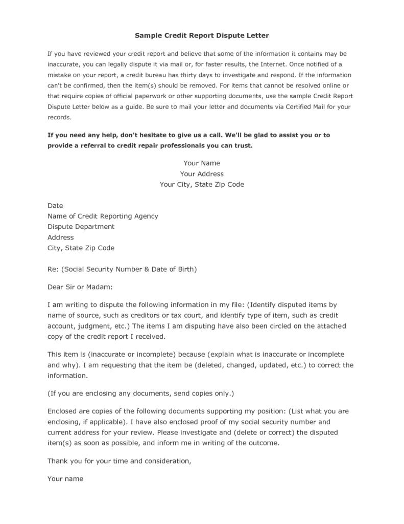 Transunion Sample Credit Report and Credit Report Dispute Letter Template Credit Repair Secrets