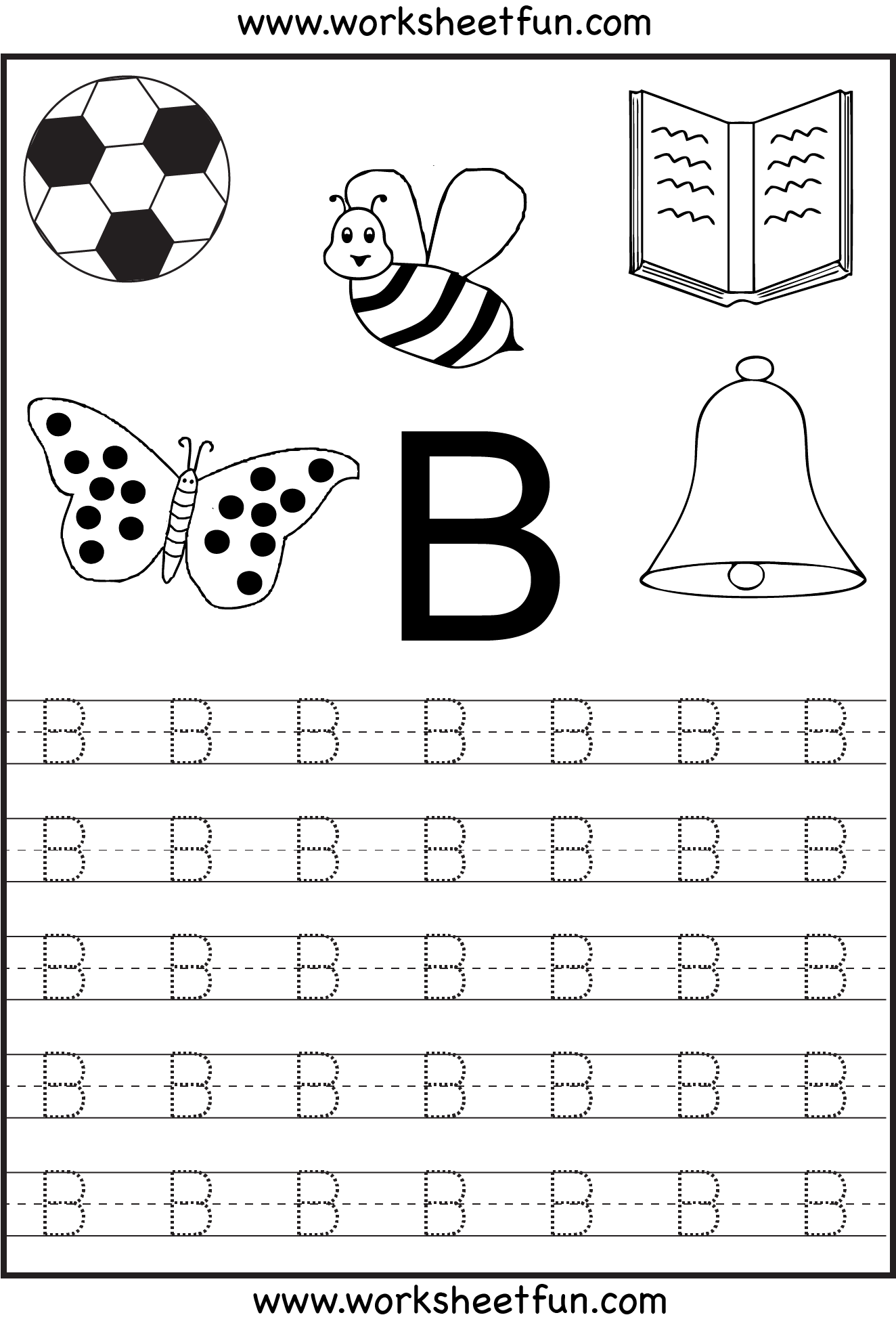 Worksheets for toddlers Free Download and Free Printable Letter Tracing Worksheets for Kindergarten 26