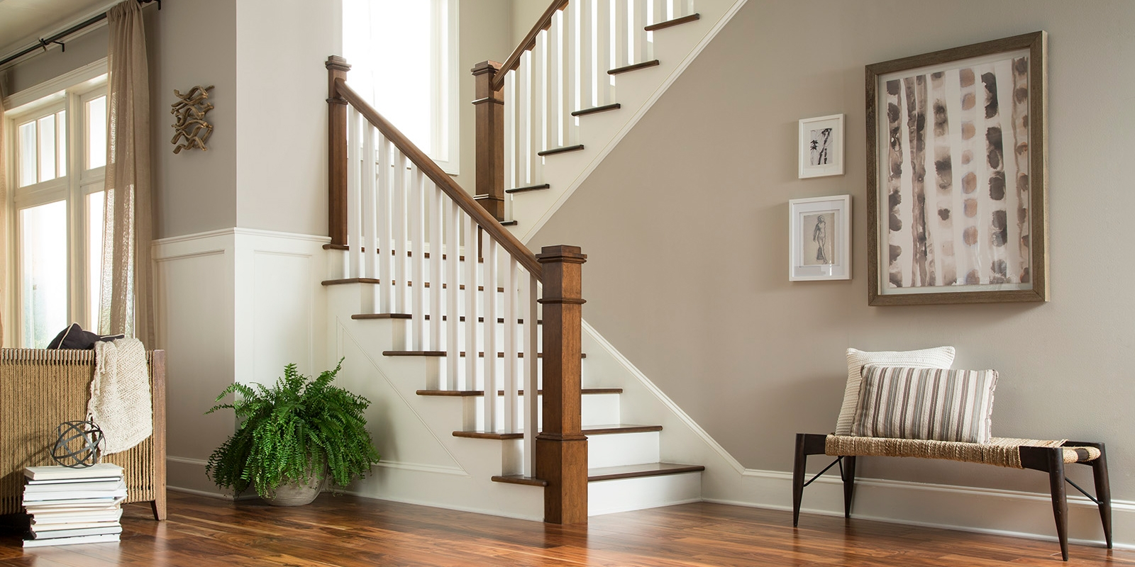 Stairs Stair Parts Attic Stairs Tague Lumber | Buy Handrails For Stairs | Stair Systems | Wrought Iron Balusters | Wood | Stair Treads | Lj Smith