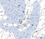 Frying Pan Shoals NOAA Chart