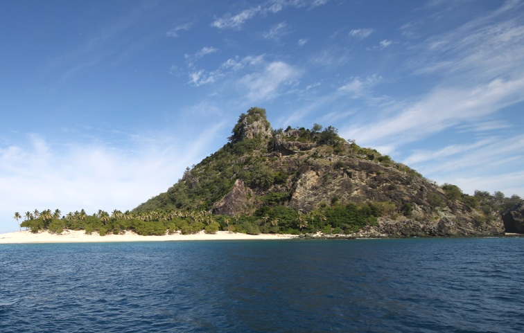 Fiji islands are beautiful