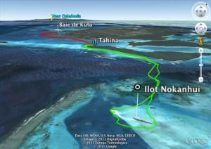 Route to Nokanhui