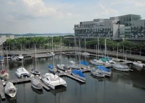 Puteri Harbour Marina