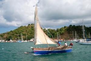 Sailing Through