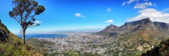 Cape Town wide-angle