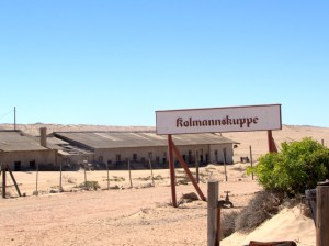 Lolmannskuppe Diamond Ghost Town