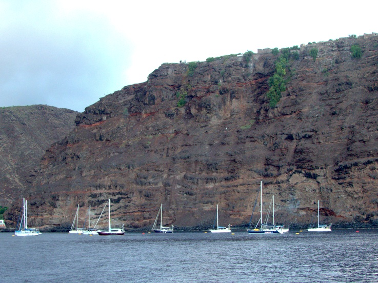St Helena Cliffs