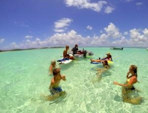 Tilloo Cay pool