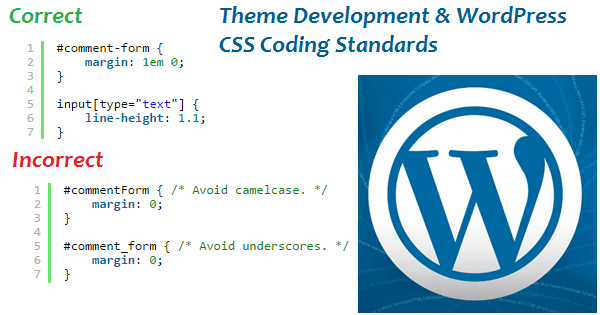 WordPress CSS Coding Standards