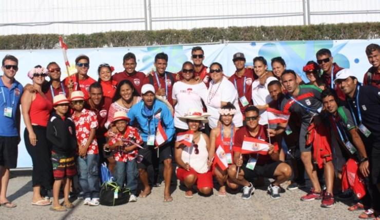 Tahiti est l'équipe préférée du public portugais