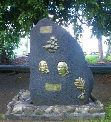 Les sites historiques restaurés à Mahina
