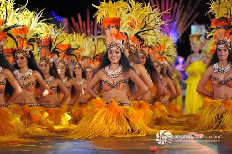 Tahiti Ora présente son nouveau spectacle ce soir !