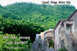 Carvell village