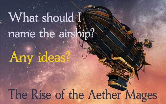 what to call the airship