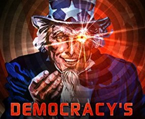 Sci fi Thriller Review: Democracy's Thief by Al Macy
