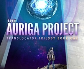 Sci Fi review: The Auriga Project by MG Herron