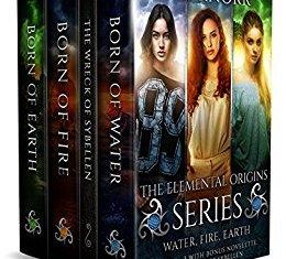 Great YA fantasy: Elemental Origins Series A.L. Knorr