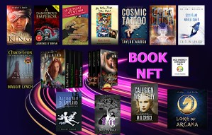 Limited-edition, Collector's Item NFT Ebooks Available Now