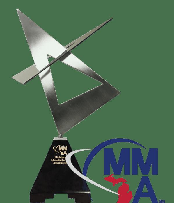 Michigan Manufacturing Association award.