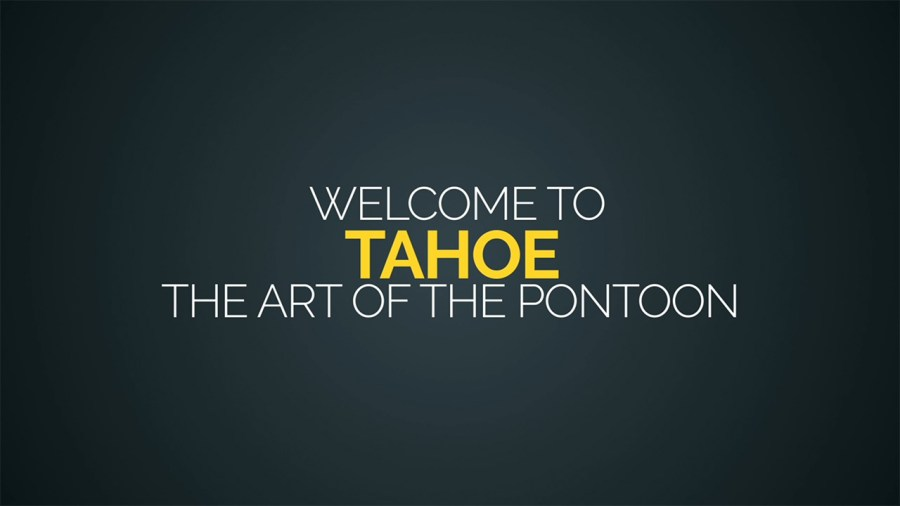 Welcome to Tahoe
