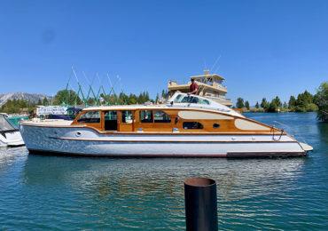 Legend in Tahoe Keys Marina