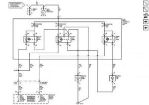 0506 Escalade Wiring Diagram NeededCooling Fan & Relay