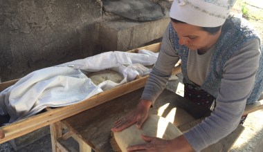 Topan Karakılçık Ata Ekmeği'nin Öyküsü / Ulamış Köyü – Seferihisar