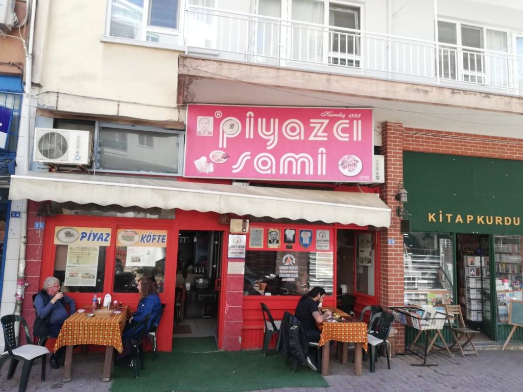 Taratorlu Piyazın Mucidi - Piyazcı Sami