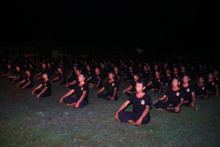 Tradisi Wulan Songo dan Pengesahan Mori Hitam Angkatan XIII