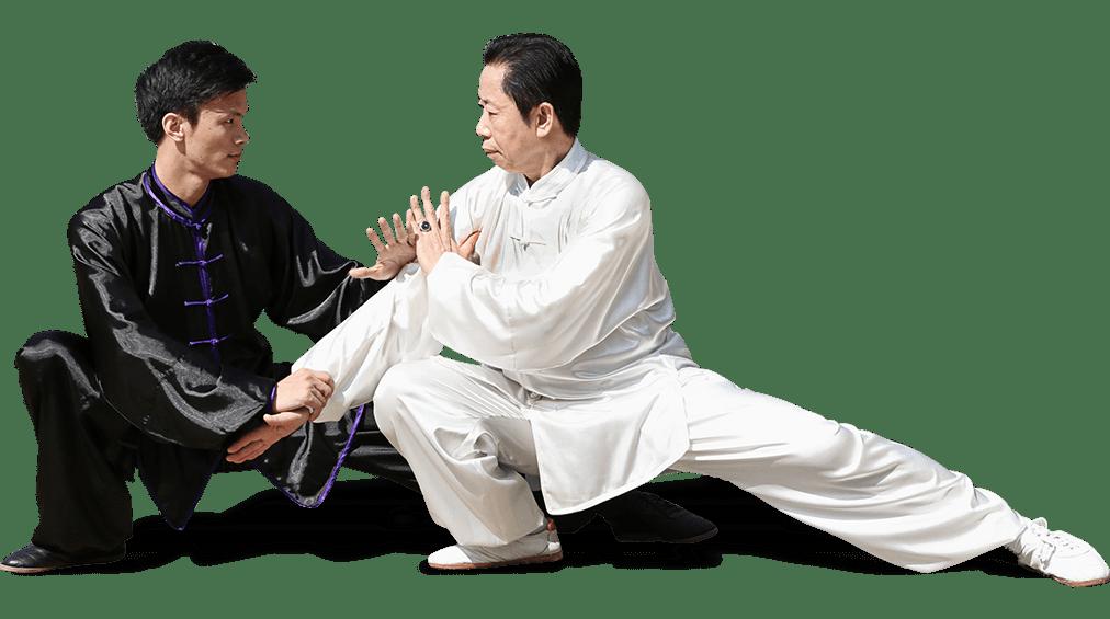 陳式太極拳五種推手簡介 | 陳式太極拳簡介 | 香港太極武術學院