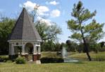 Gazebo in The Villages, Mason, Ohio