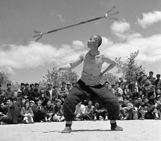 Chiny lata 50-te