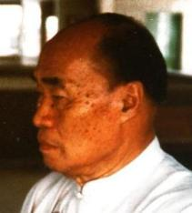 mistrz Huang Sheng Shyan