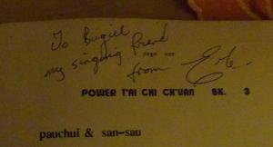 erle autograf PauChui