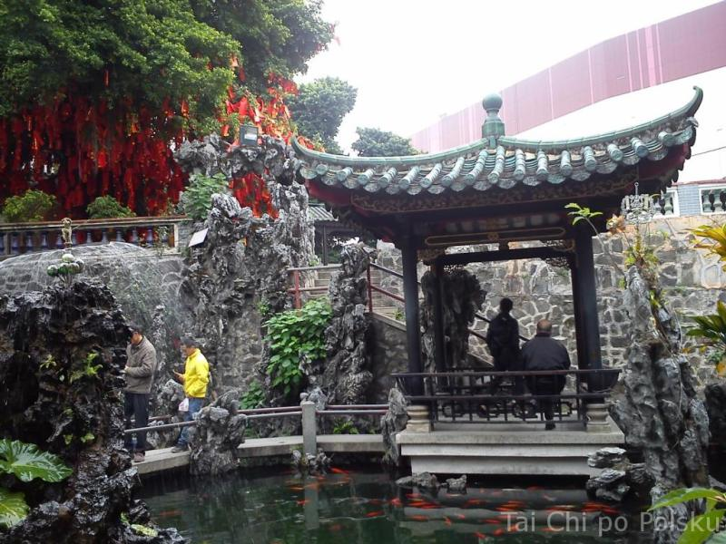 chińskie świątynie