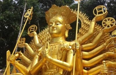 Budistų šventykla AO Nange