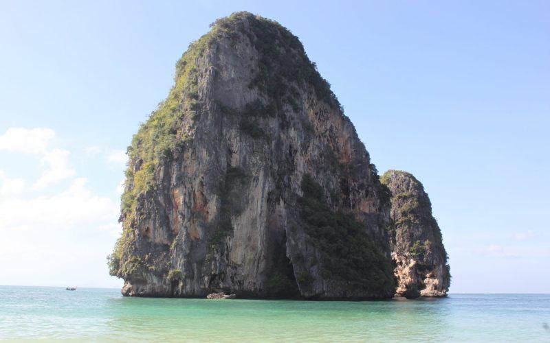 Phra Nang paplūdimys Railay įlankoje