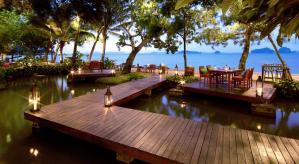 Tub kaek paplūdimys Krabi, Tailande