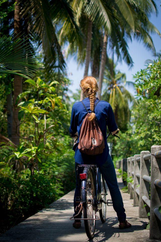 Džiunglės Bankoko centre
